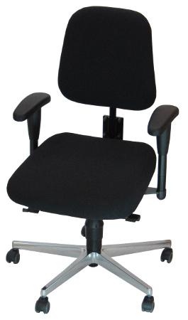 Bürostühle, auch für ganz Große