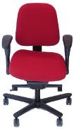 Beweglich Sitzen mit Schwipp
